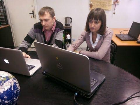 Видеовстреча на мк по созданию блога
